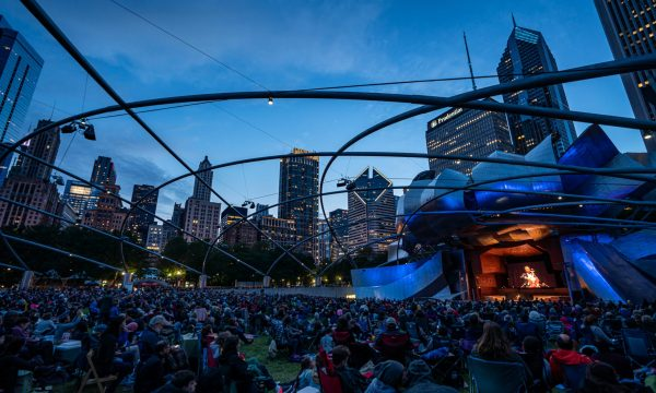 6/20/19 8:48:07 PM -- Symphony Center Presents Yo-Yo Ma performs the Bach Cello Suites at Millennium Park   © Todd Rosenberg Photography 2019