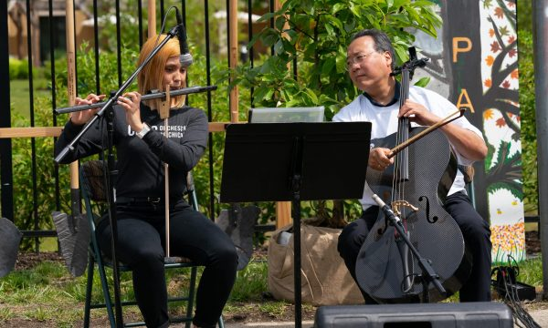 6/21/19 10:51:37 AM -- Yo-Yo Ma's Day of Action.    © Todd Rosenberg Photography 2019