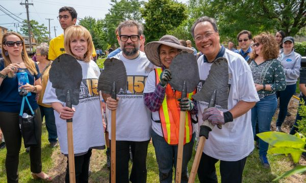 6/21/19 11:16:27 AM -- Yo-Yo Ma's Day of Action.    © Todd Rosenberg Photography 2019