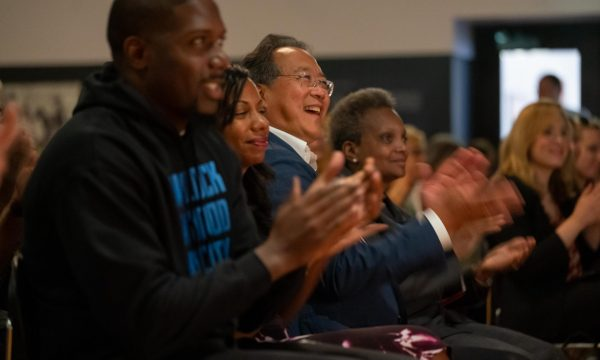 6/21/19 2:05:20 PM -- Yo-Yo Ma's Day of Action.    © Todd Rosenberg Photography 2019