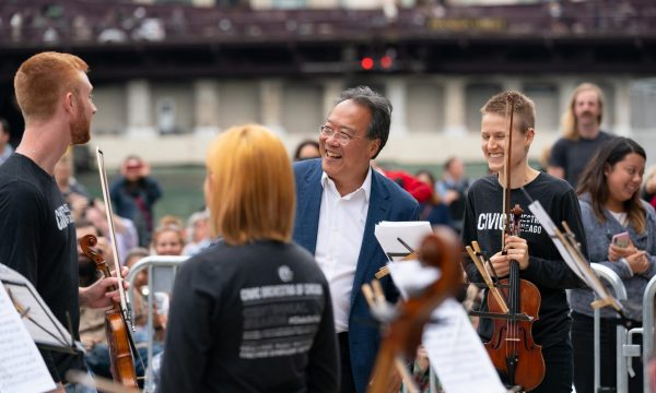 6/21/19 4:54:09 PM -- Yo-Yo Ma's Day of Action.    © Todd Rosenberg Photography 2019
