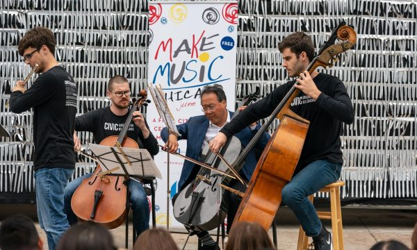 6/21/19 5:06:34 PM -- Yo-Yo Ma's Day of Action.    © Todd Rosenberg Photography 2019